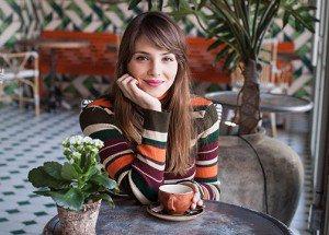 """Andrea Duro: """"Mi estilo es bastante básico, me siento cómoda con unos jeans y unas sneakers"""""""
