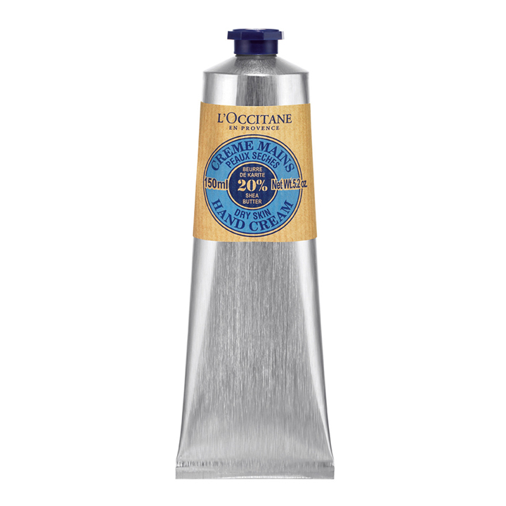 Crema de Manos Karité de L'Occitane en Provence: cosméticos más icónicos