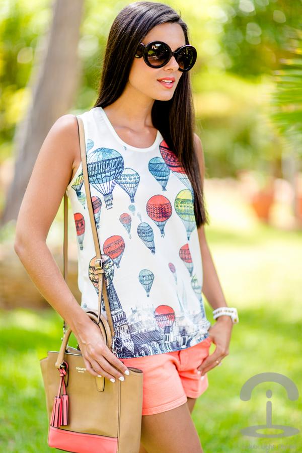 Balloons Top Crimenes de la Moda