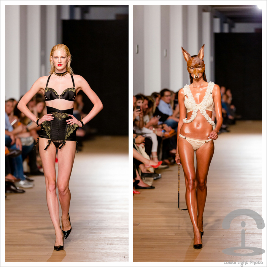 Lily Blossom Madrid Fashion Show