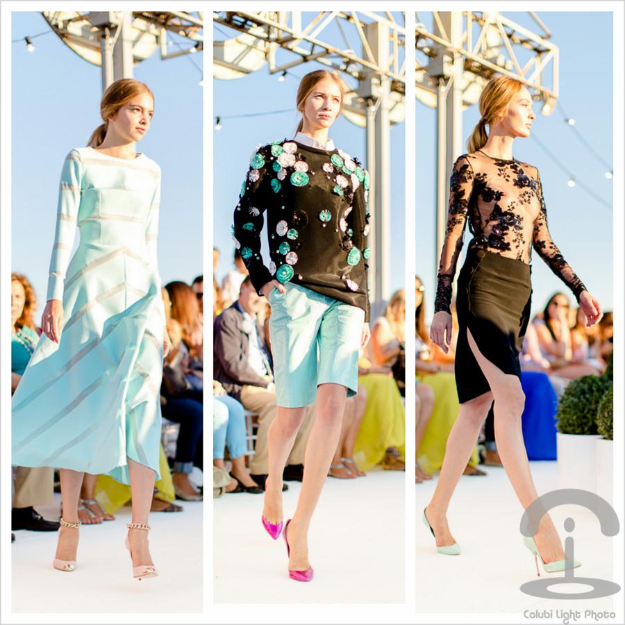 Jorge Vázquez Madrid Fashion Show Crimenes de la Moda