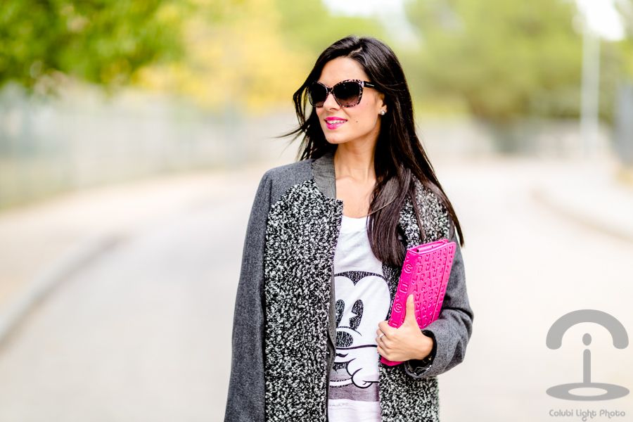 Touch of Pink Crimenes de la Moda