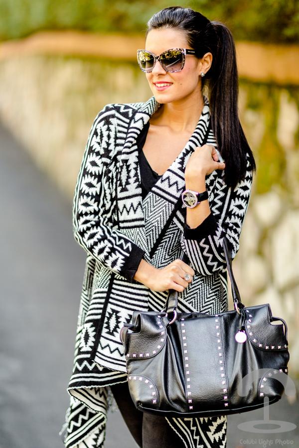 Chaqueta Azteca Crimenes de la Moda