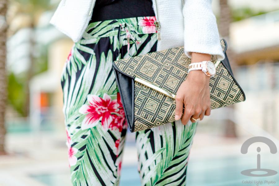 Tropical Look Crimenes de la Moda