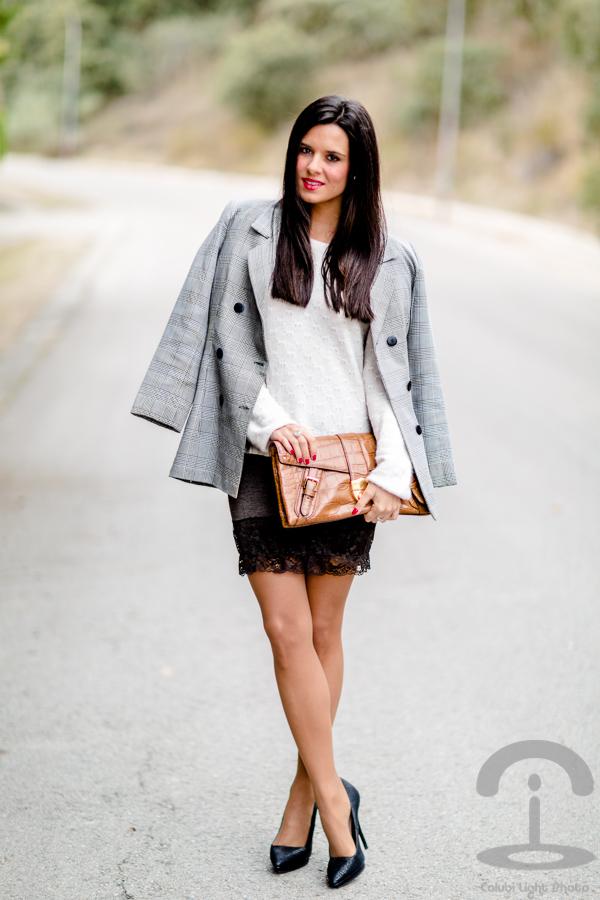 DIY Falda lencera Crimenes de la Moda