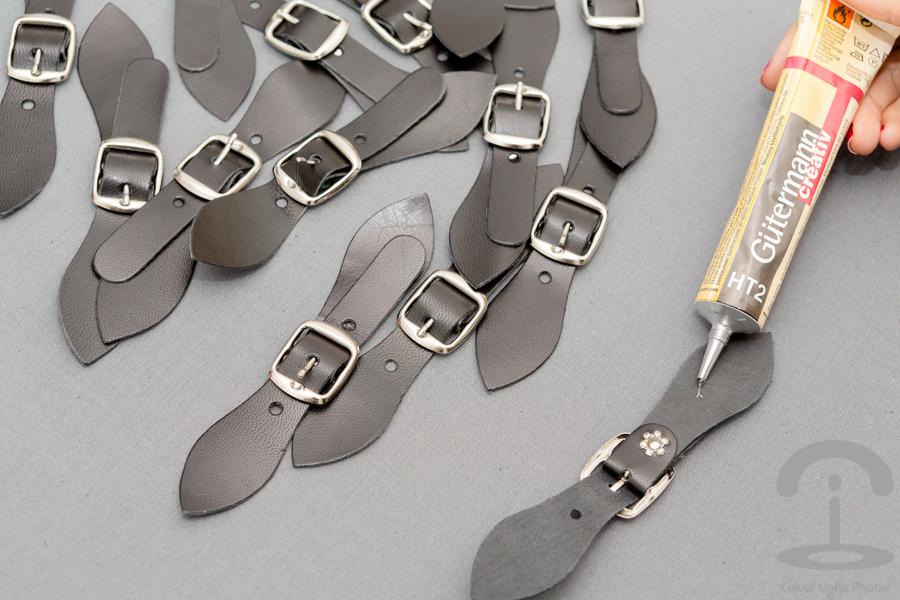DIY Botas con hebillas Crimenes de la Moda