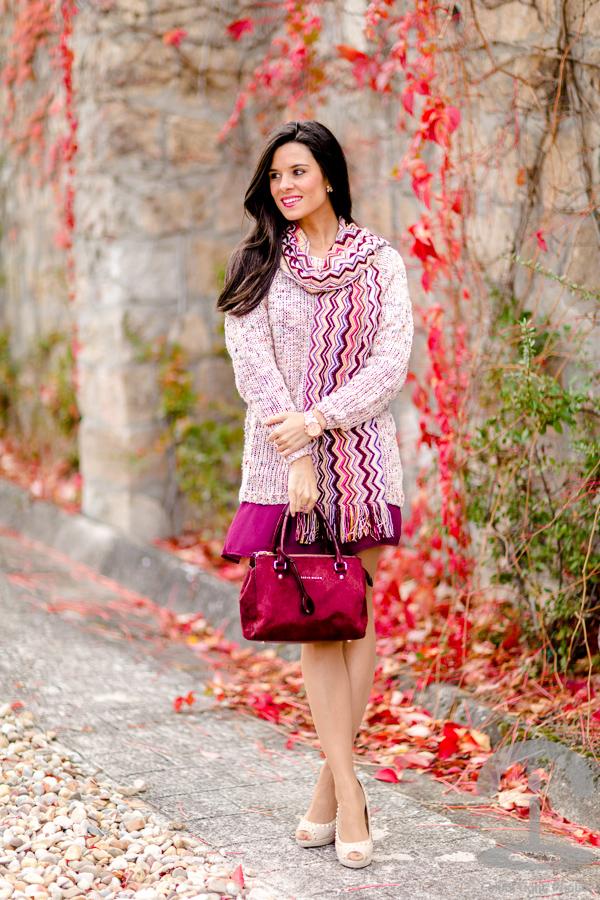 Vestido + Jersey Crimenes de la Moda