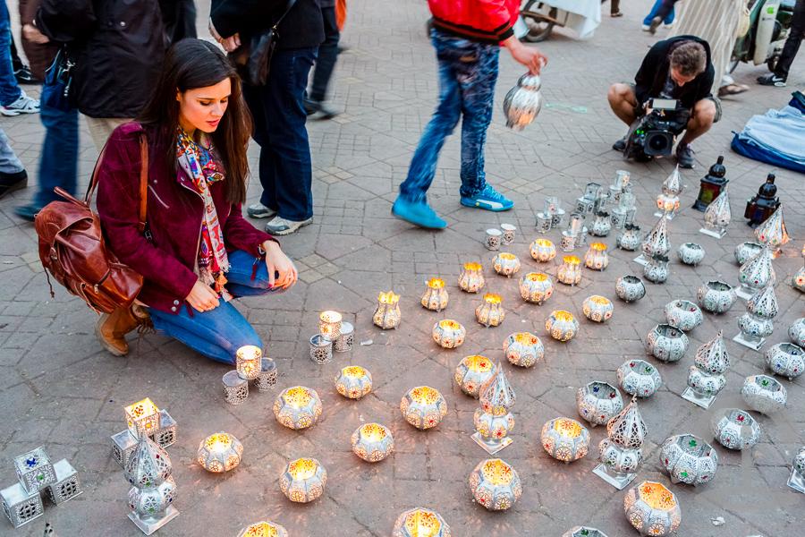 Marrakech día 1 Crimenes de la Moda