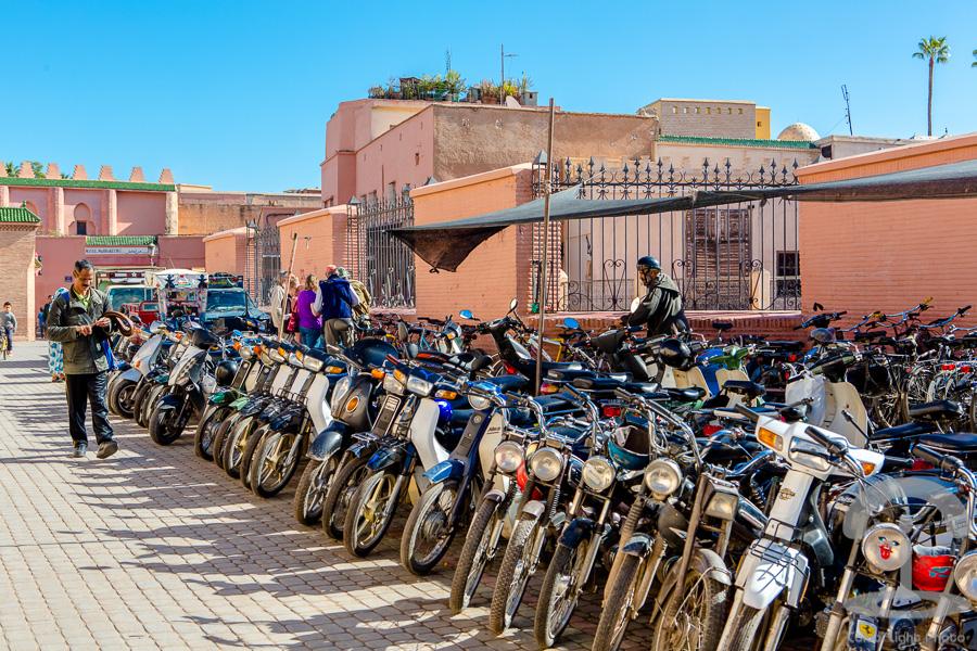Marrakech día 2 Crimenes de la Moda