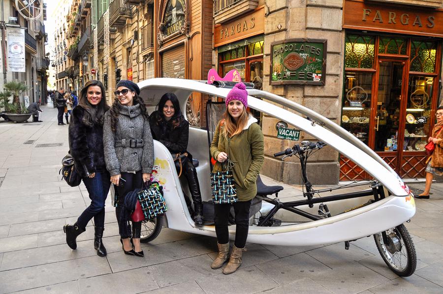 Visita a Barcelona con Tomas Colomer Crimenes de la Moda