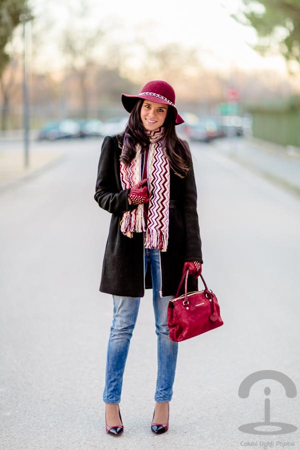 DIY Sombrero con cadena Crimenes de la Moda