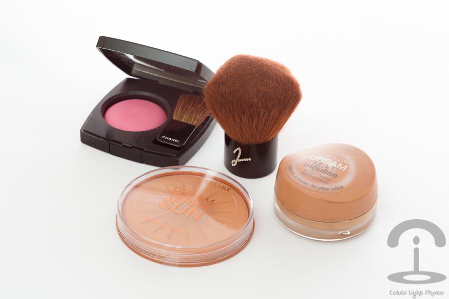 Mis básicos de Maquillaje Crimenes de la Moda
