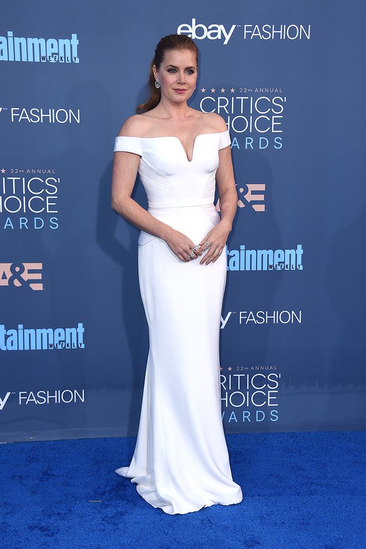 Critics Choice Awards Amy Adams