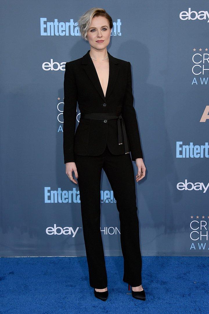 Critics Choice Awards Evan Rachel Wood
