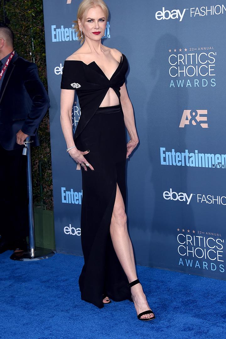 Critics Choice Awards Nicole Kidman