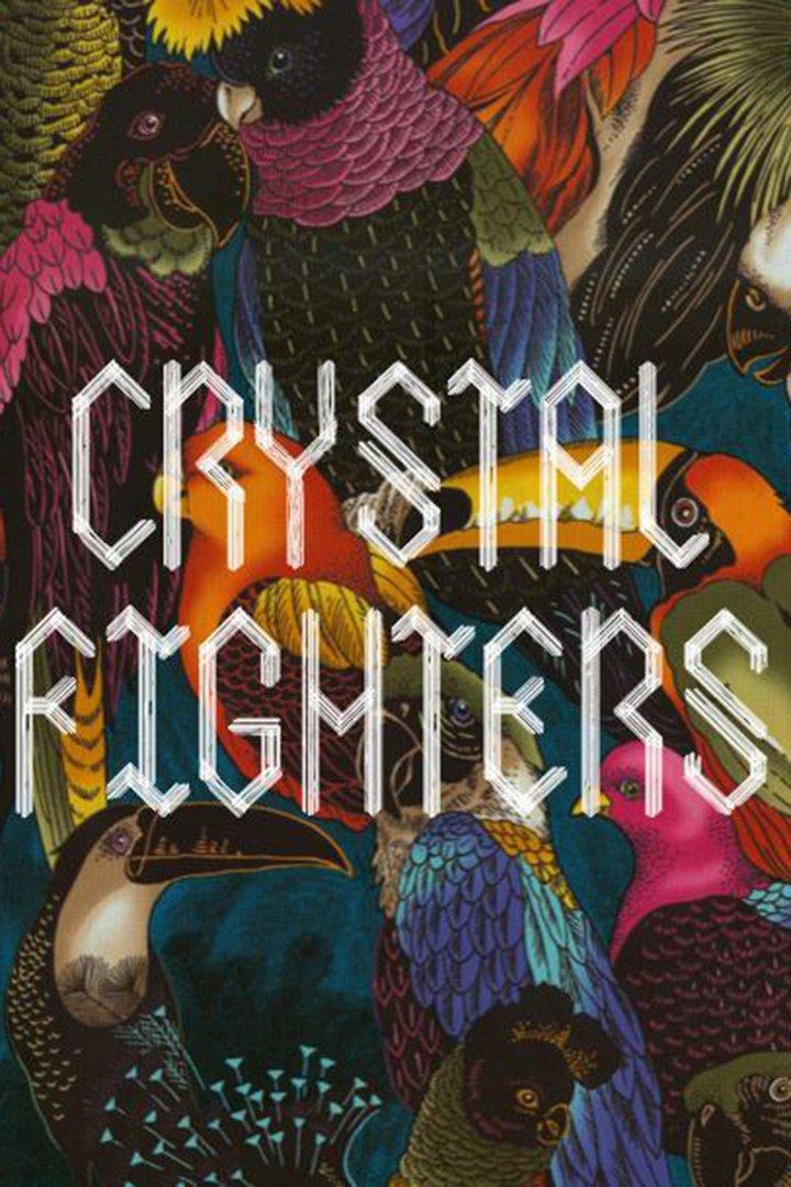 Concierto Crystal Fighters en Barcelona planes para el puente de diciembre