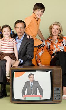 Los programas de televisión y series que marcaron nuestra infancia
