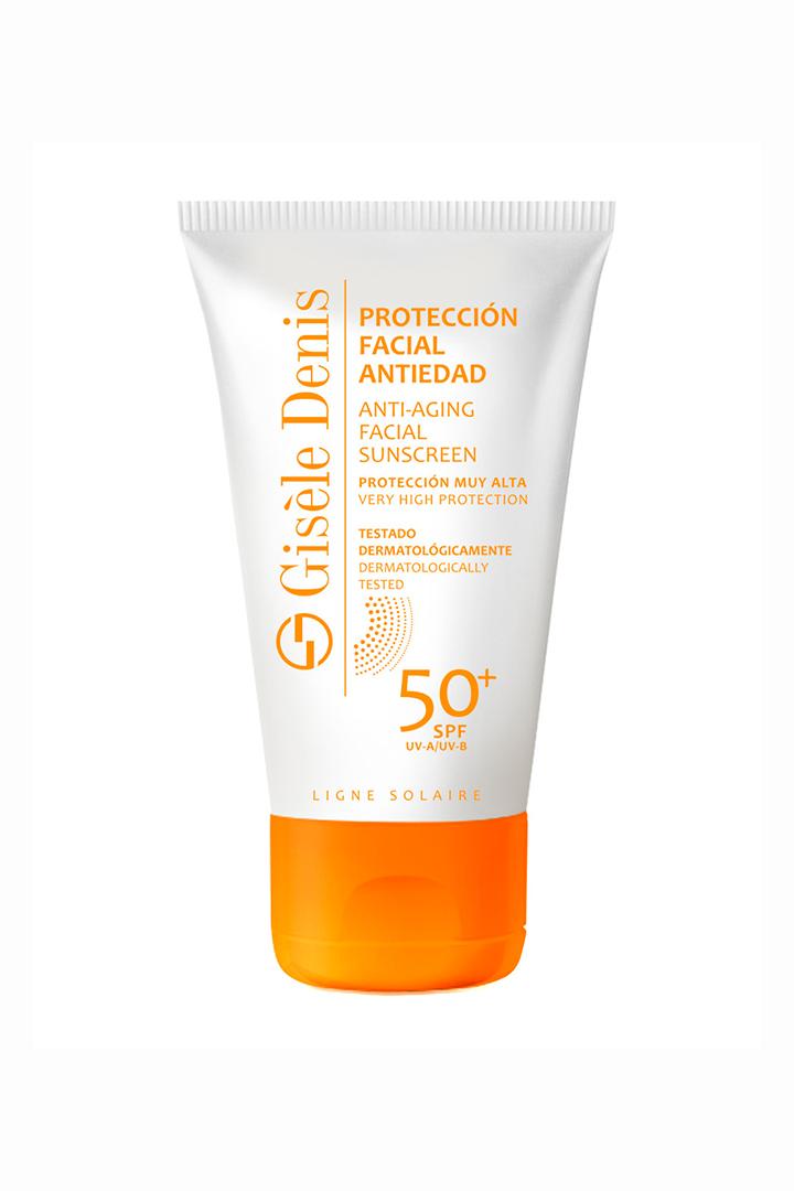 Protección facial Antiedad SPF 50+ Gisèle Denis