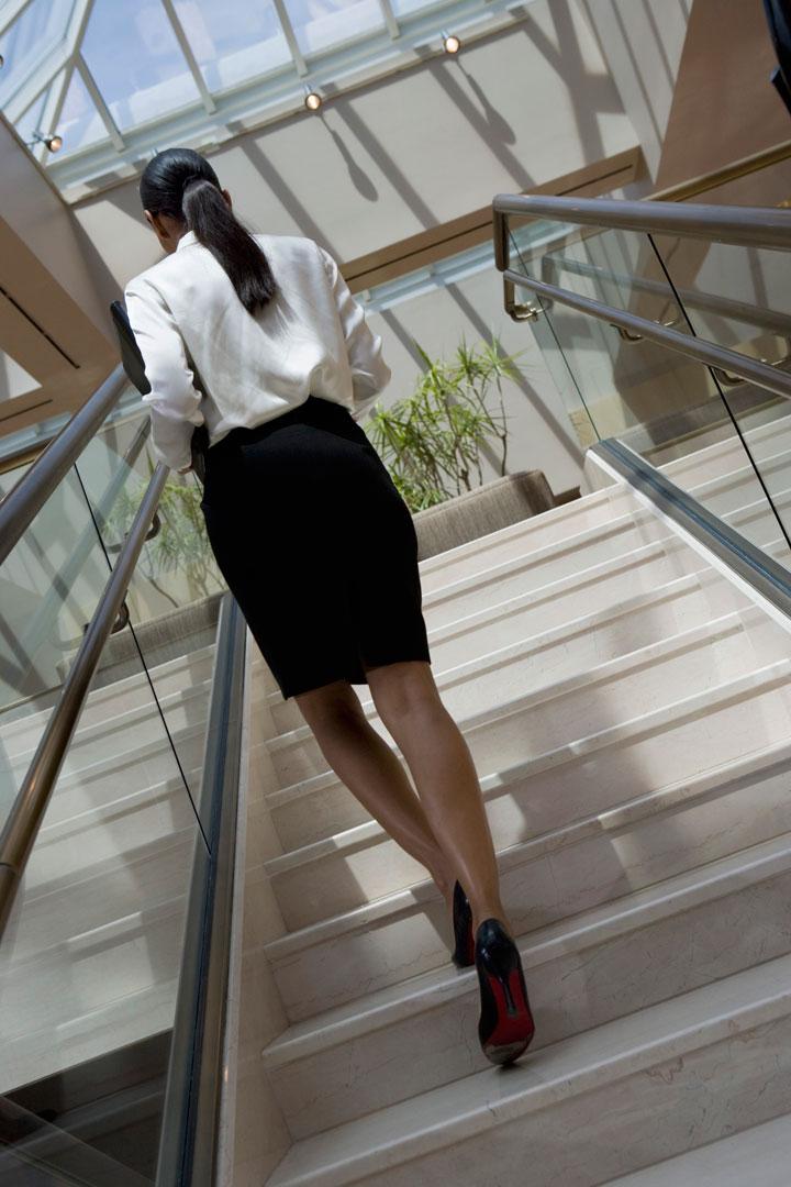 subir escaleras para tener un culo perfecto
