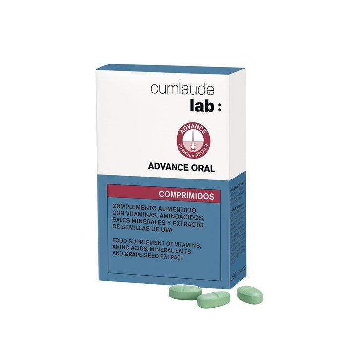 Comprimidos Advance Oral de Cumlaude: productos caída del cabello
