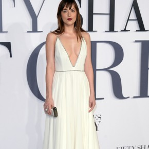 El estilo sexy de Dakota Johnson