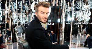 David Beckham presentó House 99 en Londres