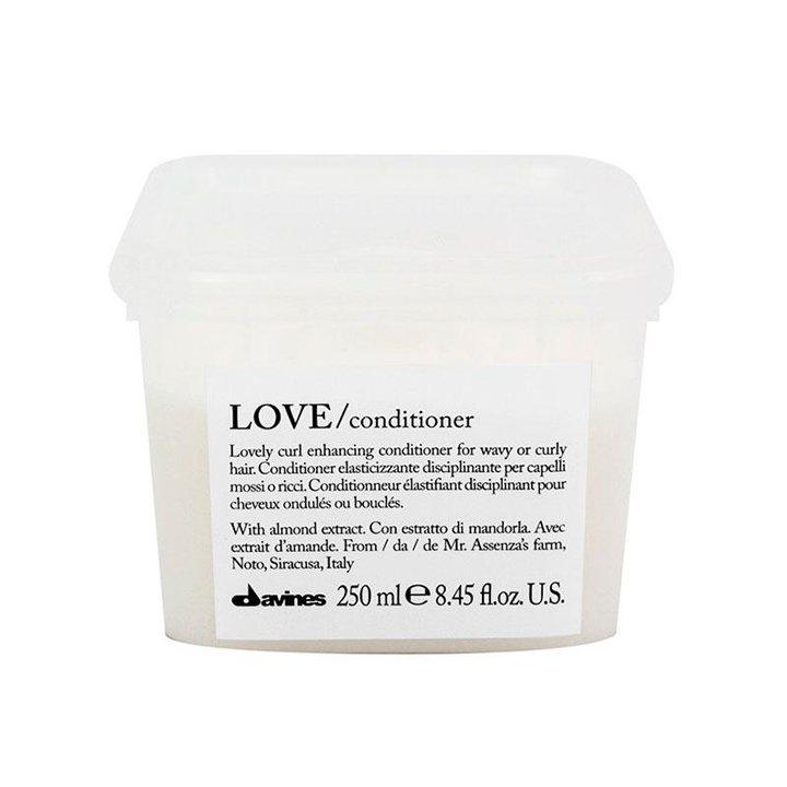 Love Acondicionador Rizos de Davines: productos cabello frío