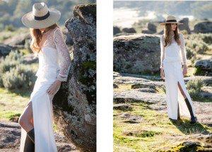 Vestidos de novia de primavera
