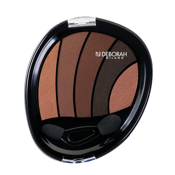 Paleta Perfect Smokey Eye de Deborah Milano: productos maquillaje última