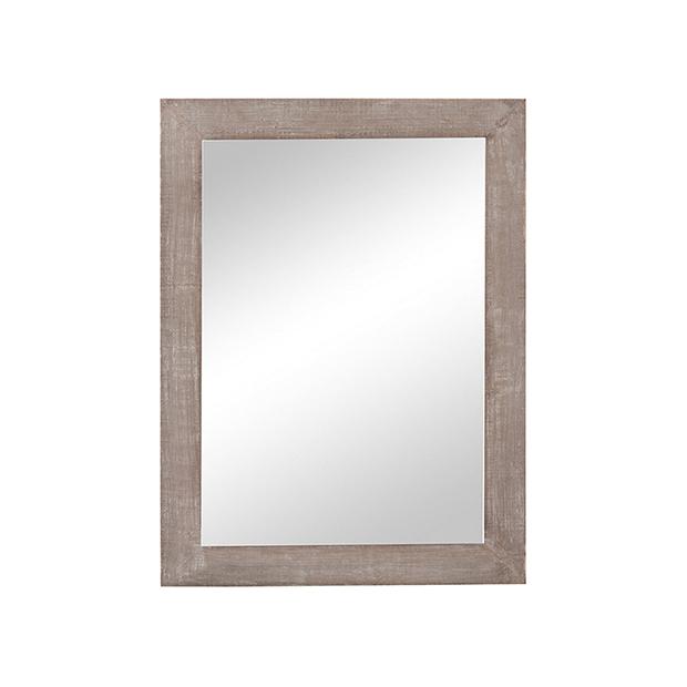 Espejo rectangular de estilo nórdico