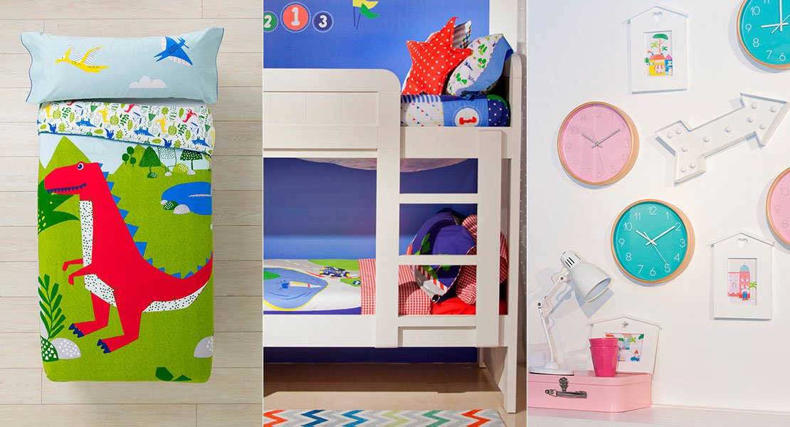 10 ideas de decoraci n infantil el corte ingl s - El corte ingles decoracion ...
