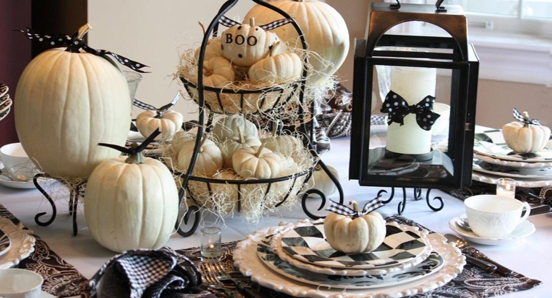 La mejor decoración de Halloween para tu mesa