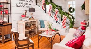 Adelántate con la decoración de Navidad