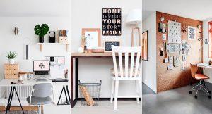 5 claves para crear tu espacio de trabajo en casa