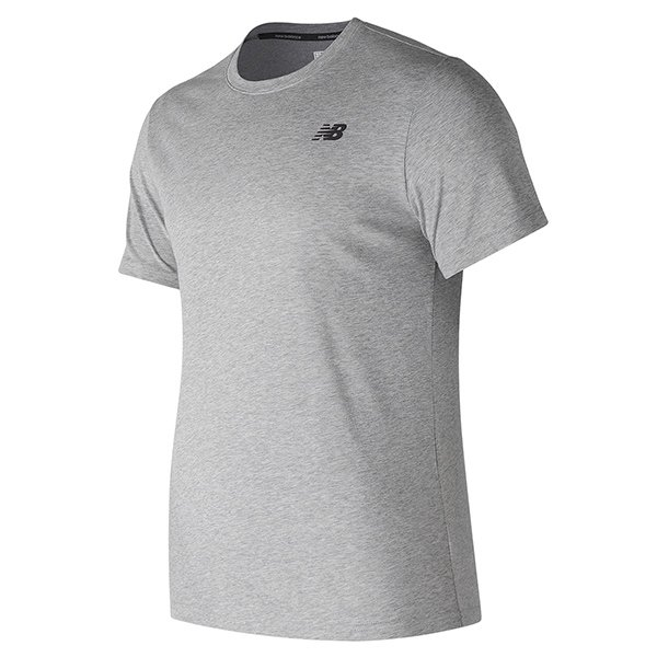 Camiseta gris de New Balance para Primeriti