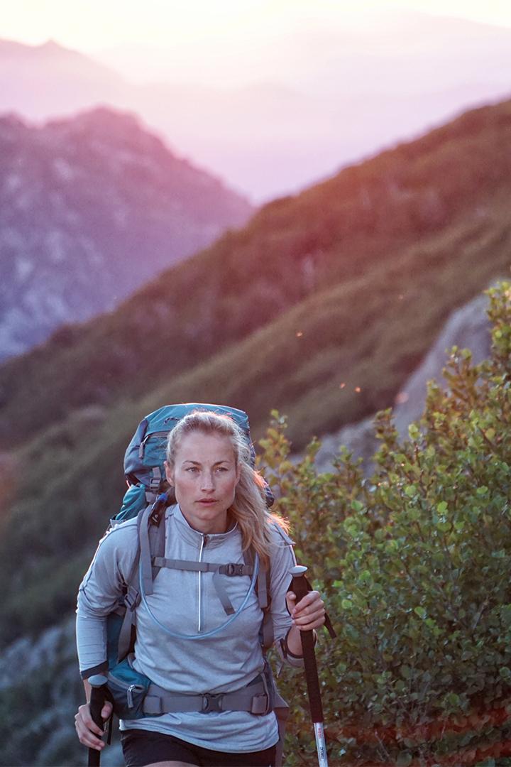 Guía deportiva: montañismo