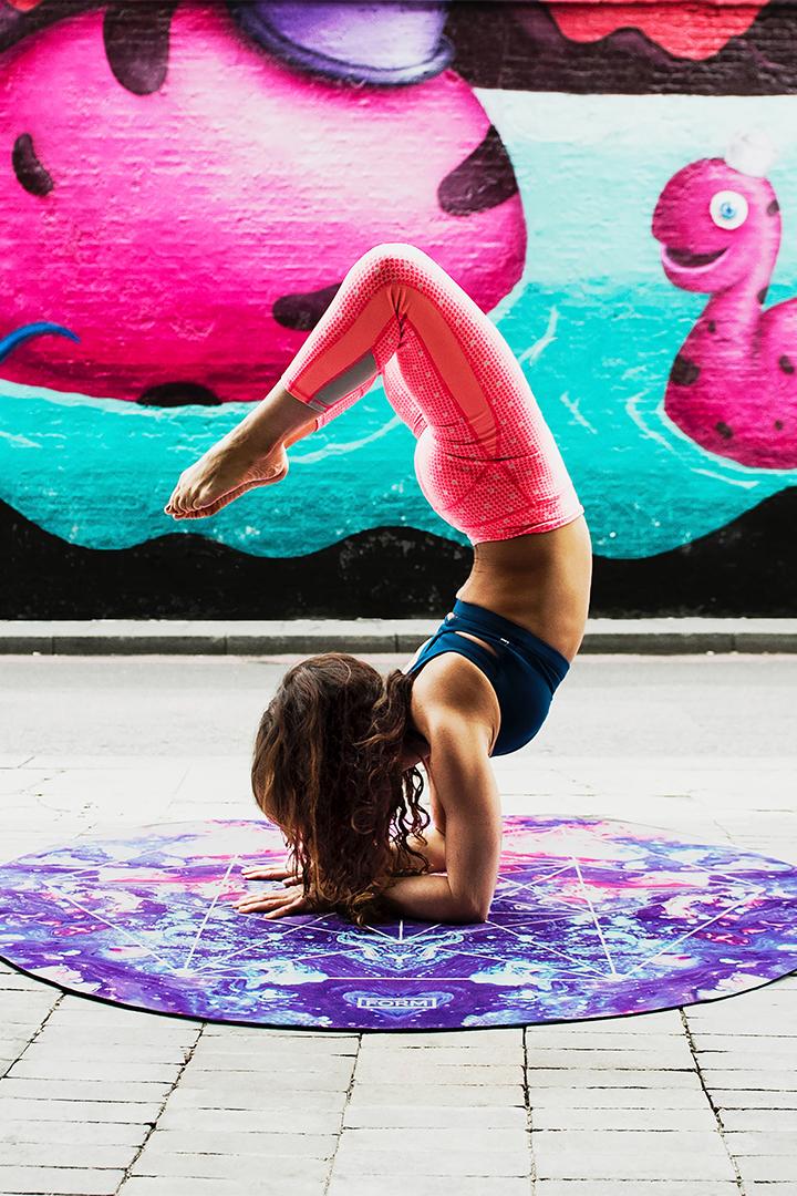 Guía deportiva: yoga