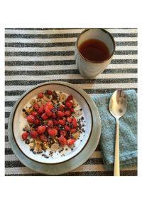 Los desayunos sanos de las modelos