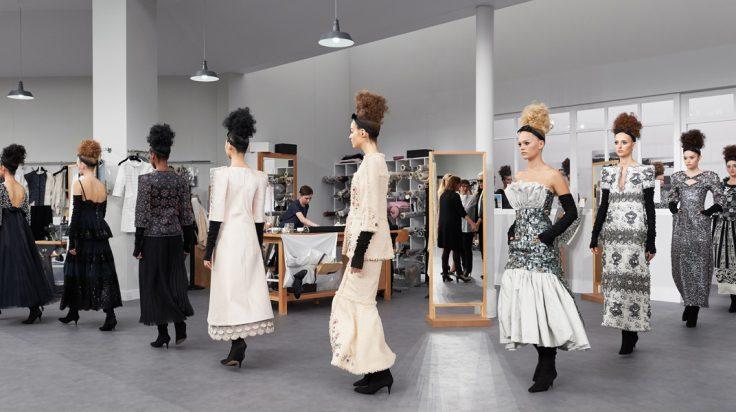 Chanel coleccion Otoño-Invierno