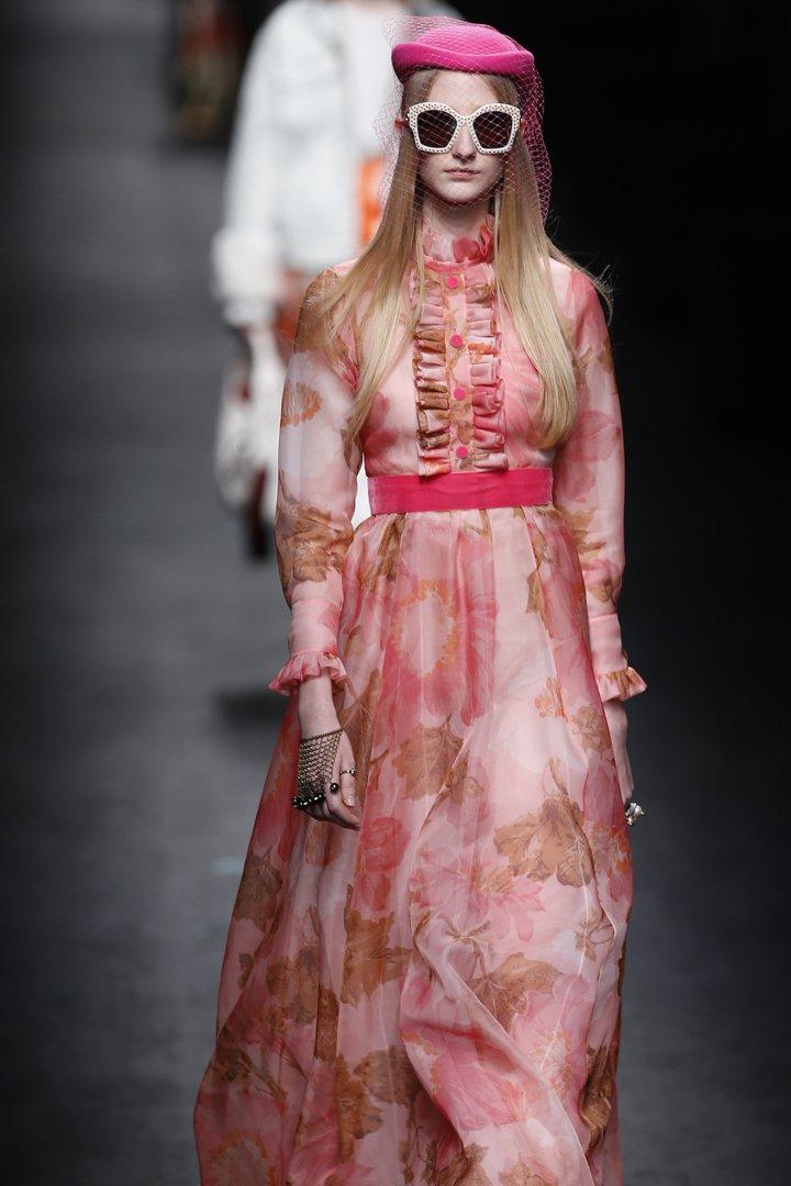 Lo último de Gucci en Milán - StyleLovely