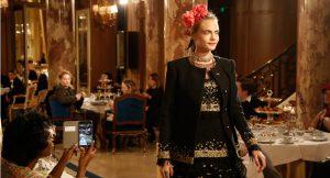 Desfile Paris Cosmopolite de Chanel