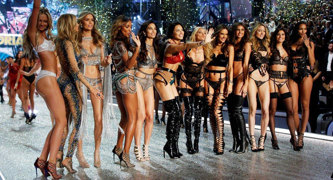 Desfile Victoria's Secret 2016