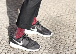 Los calcetines han pasado a ser un complemento a tener en cuenta