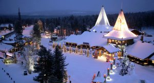 10 destinos a los que viajar en invierno