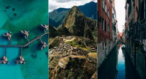 Los destinos favoritos de los españoles