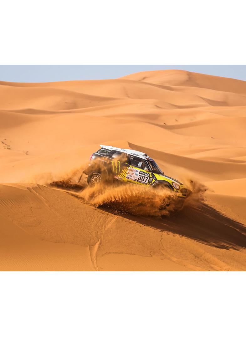 Rally en Marruecos