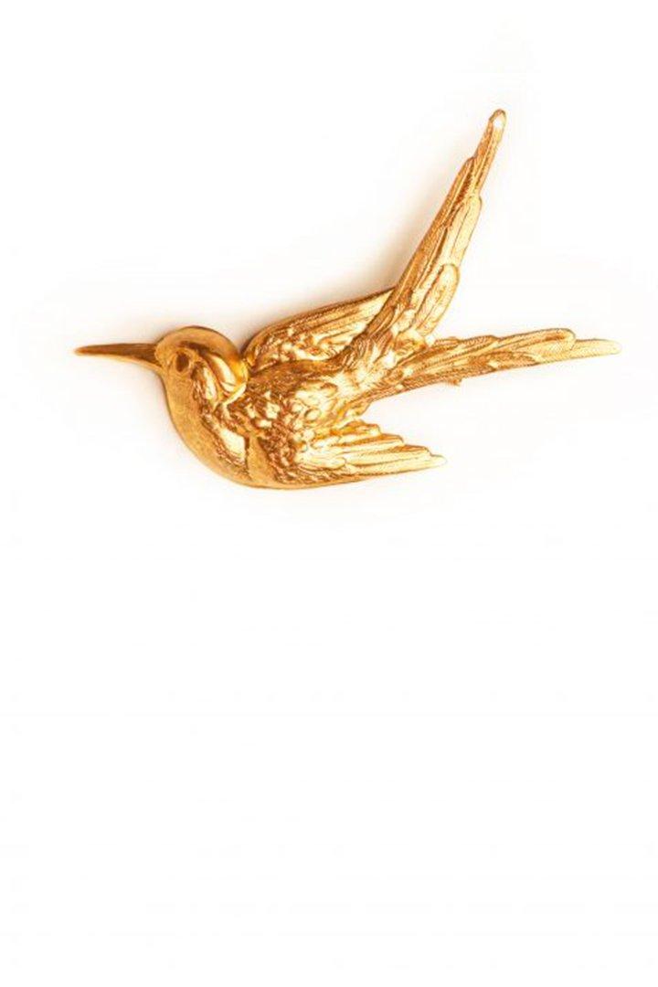 Broche dorado de Trepille