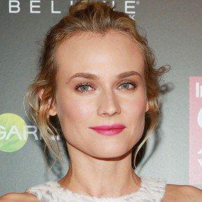 Consigue el look beauty de Diane Kruger