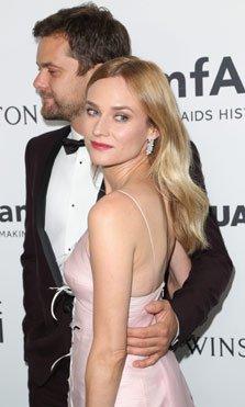 Diane Kruger y Joshua Jackson han roto