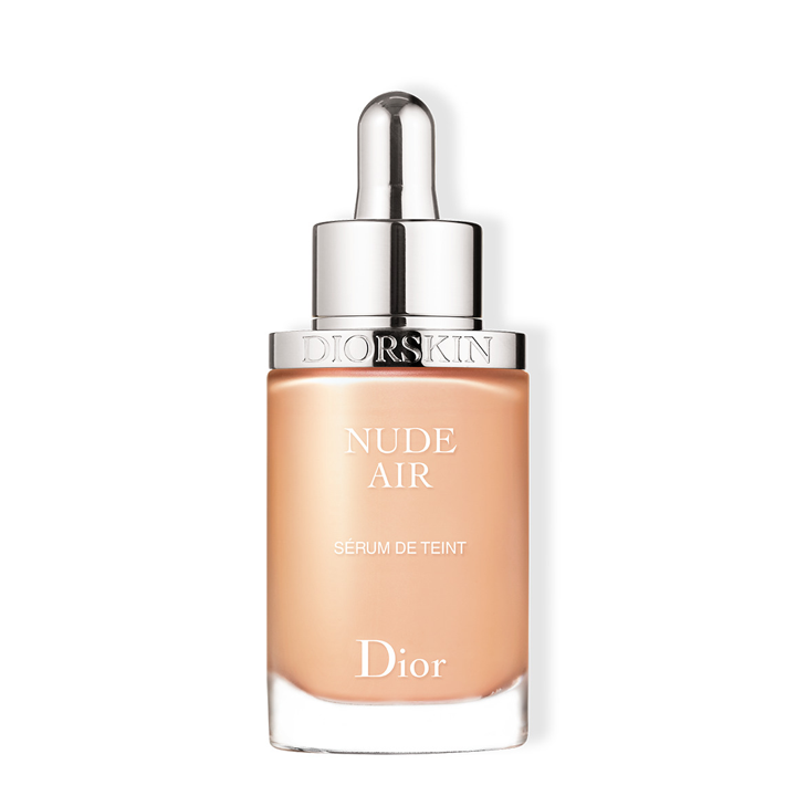 Diorskin Nude Air Serum de Dior: cremas con color